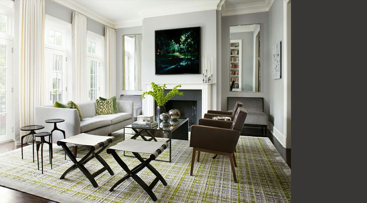 Living room contemporary decor design just decorate - Contemporary decor ...