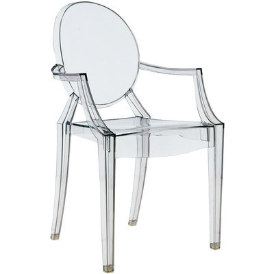 Perfect Ghost Chair By Stark Designed 2002